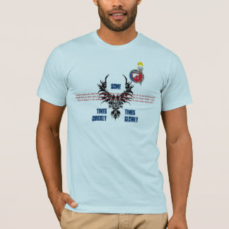 Sometimes Quickly Sometimes Slowly T-Shirt