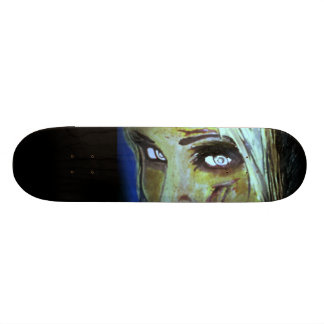 'Sometimes They Come Home' (Zombie) Skateboard
