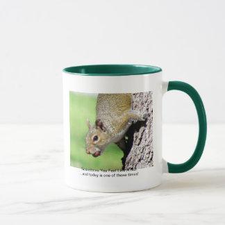 Sometimes You Feel Like A Nut Mug