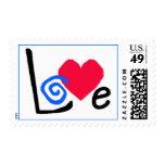 sometimessophia love stamp