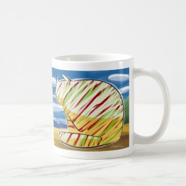 Beach Themed Somewhere beyond the sea coffee mug