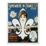 Somewhere in France poster