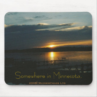 Somewhere in Minnesota. Mouse Mats