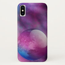 Somewhere in Outer Space iPhone Case-Mate