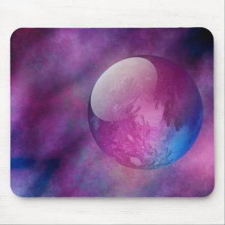 Somewhere in Outer Space Mousepad