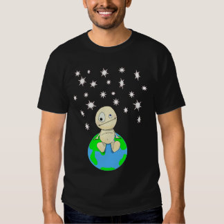 Somewhere out there tee shirt