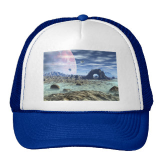 Somewhere Out There Trucker Hat