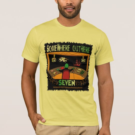 SomeWhere OutHere - T-Shirt