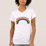 Somewhere over the rainbow 2 tshirt