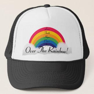 Somewhere Over The Rainbow!-Customize Trucker Hat