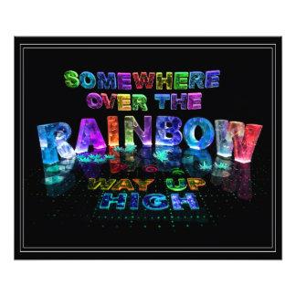 Somewhere Over the Rainbow Art Photo