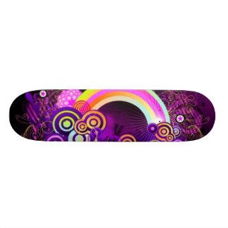 Somewhere over the Rainbow Skateboard