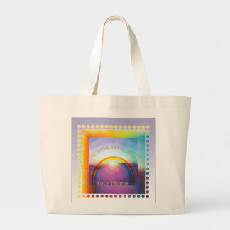 """""""Somewhere Over the Rainbow"""" Tote"""