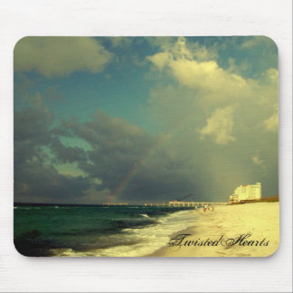 Somewhere Over the Rainbow., TwistedHearts Mouse Pad