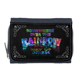 Somewhere Over the Rainbow Wallet