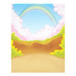 somewhere somehow over the rainbow letterhead