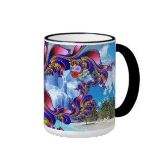 Somewhere Under the Rainbow Coffee Mugs