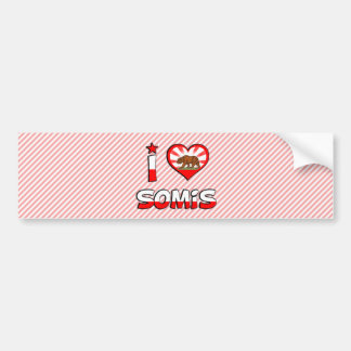 Somis, CA Bumper Sticker