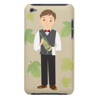 Sommelier Barely There iPod Cover