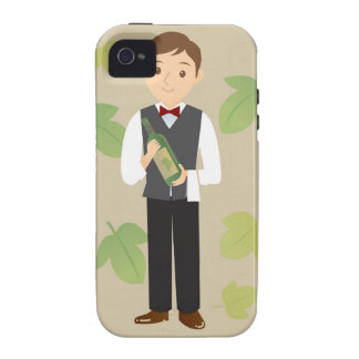 Sommelier iPhone 4/4S Cover