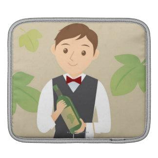 Sommelier iPad Sleeves
