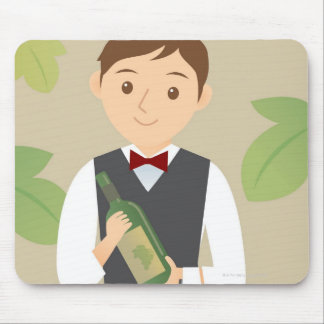 Sommelier Mouse Pad