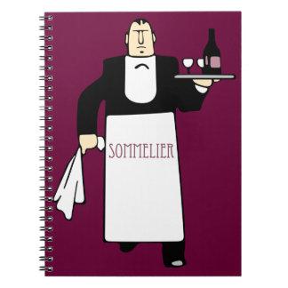 Sommelier Notebooks