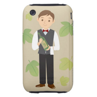 Sommelier Tough iPhone 3 Covers