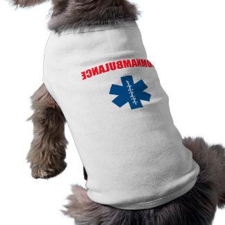 Somnambulance Camisetas De Perro