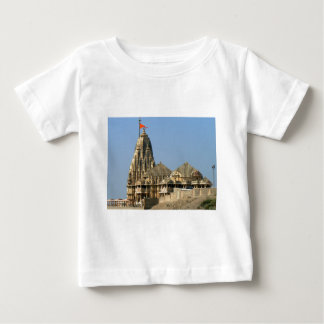 SOMNATH TEMPLE  GUJARAT INDIA BABY T-Shirt
