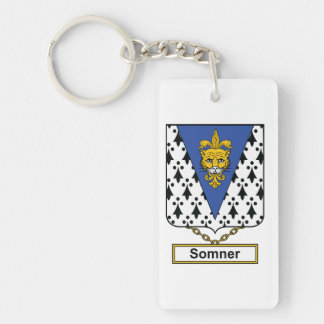 Somner Family Crest Keychain
