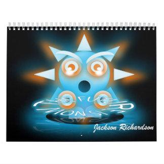 Somnium Calender Calendar