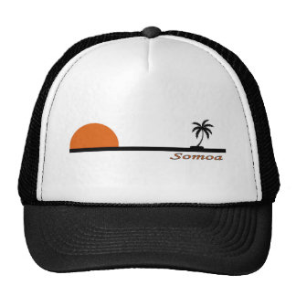 Somoa Trucker Hat