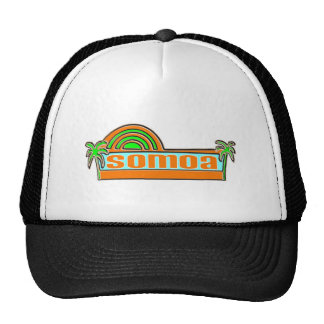 Somoa Trucker Hats