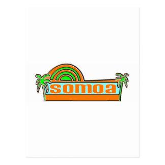 Somoa Postales