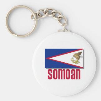 Somoan Key Chain