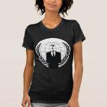 Somos anónimos camisetas