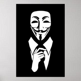Somos anónimos póster