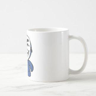 Somos anónimos tazas de café