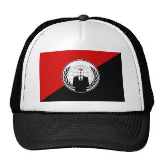 Somos bandera anónima del anarquista gorro