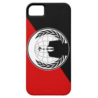 Somos bandera anónima del anarquista iPhone 5 fundas