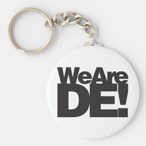 Somos Delaware Llavero