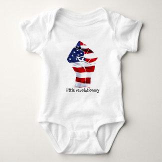 somos el blanco del revolutin body para bebé
