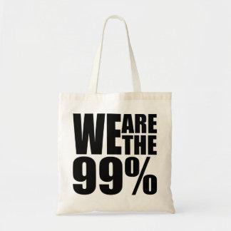 Somos el bolso del 99% bolsa tela barata