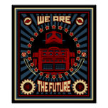 Somos el futuro poster
