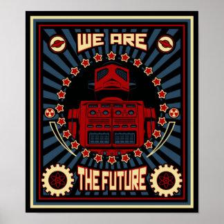 Somos el futuro póster