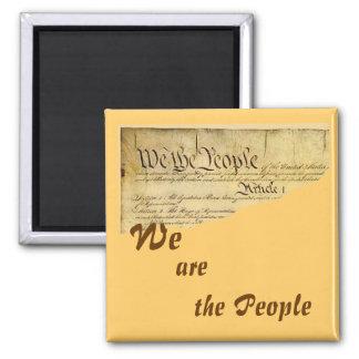 Somos el imán de la gente