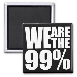Somos el imán del 99%