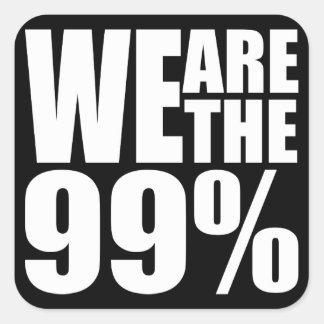 Somos el pegatina del 99%