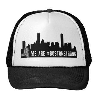 Somos equipos de deportes fuertes de Boston Gorras